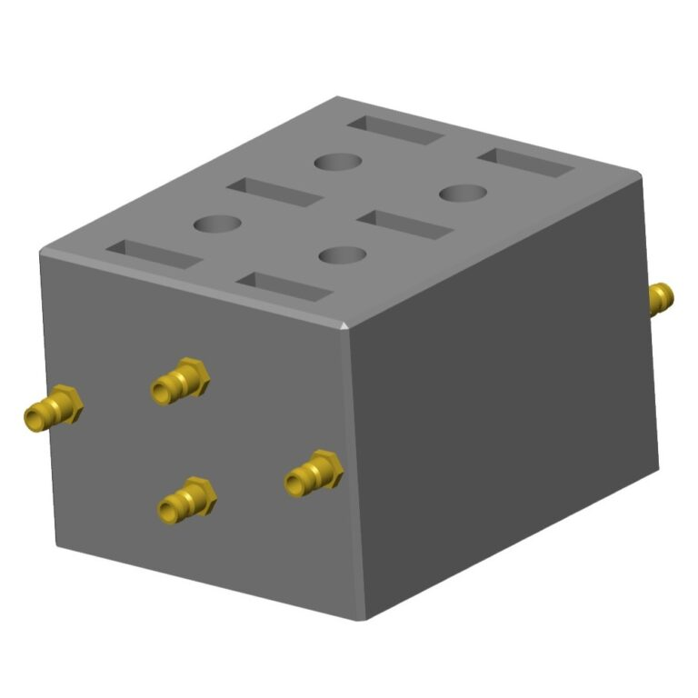 Cooling device model