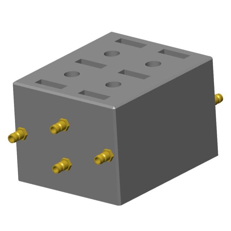 Modell Kühlvorrichtung